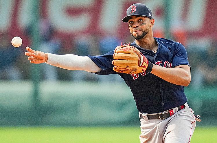 Xander Bogaerts Boston Red Sox MLB