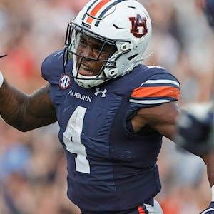 Tank Bigsby Auburn Tigers college football