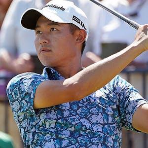 Collin Morikawa PGA golf