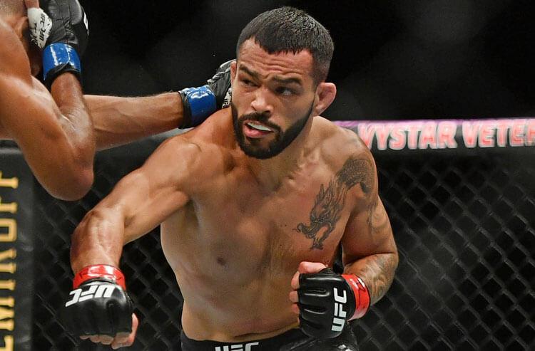 Dan Ige UFC MMA