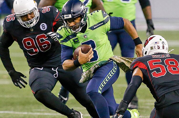 Russell Wilson Seattle Seahawks NFL