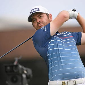 Louis Oosthuizen Open Championship Golf PGA