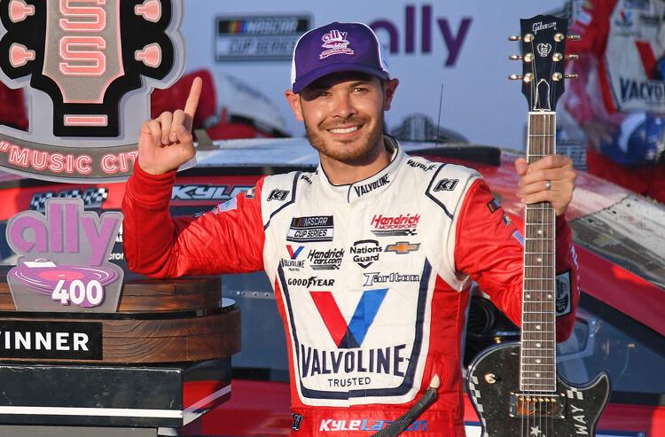 NASCAR Cup Series Odds: Larson Still Top Odds