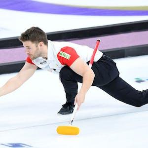 Curling winter olympics Canada
