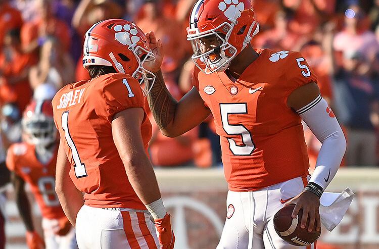 How To Bet - Georgia Tech vs Clemson Picks and Predictions: An Orange Wreck