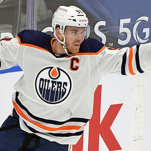 Connor McDavid Edmonton Oilers NHL