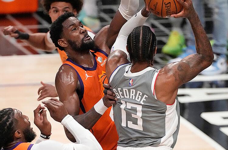 Deandre Ayton Phoenix Suns NBA