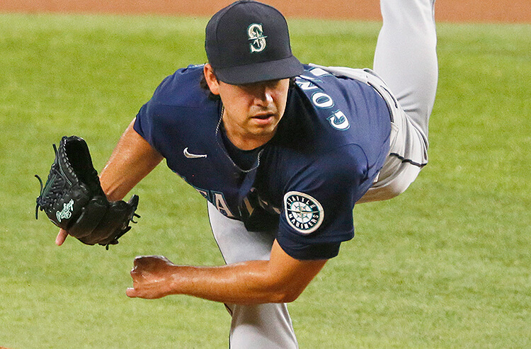 Marco Gonzales Seattle Mariners MLB