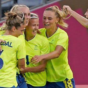 Sweden National women's soccer team 2020 Olympics