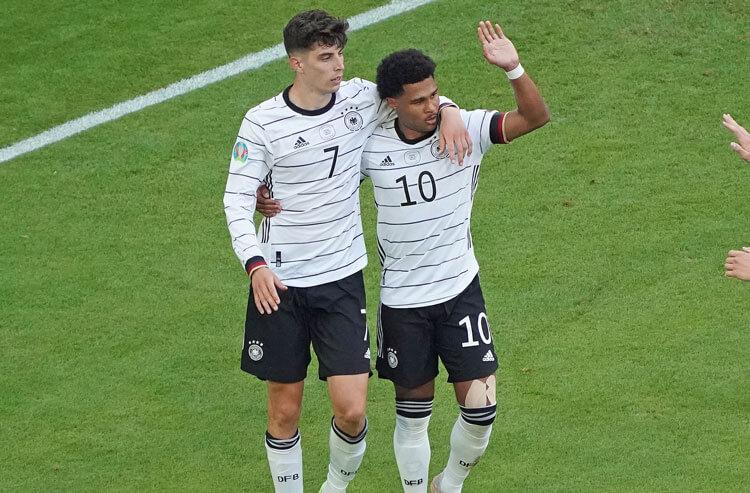 Kai Havertz Germany national soccer team Euros