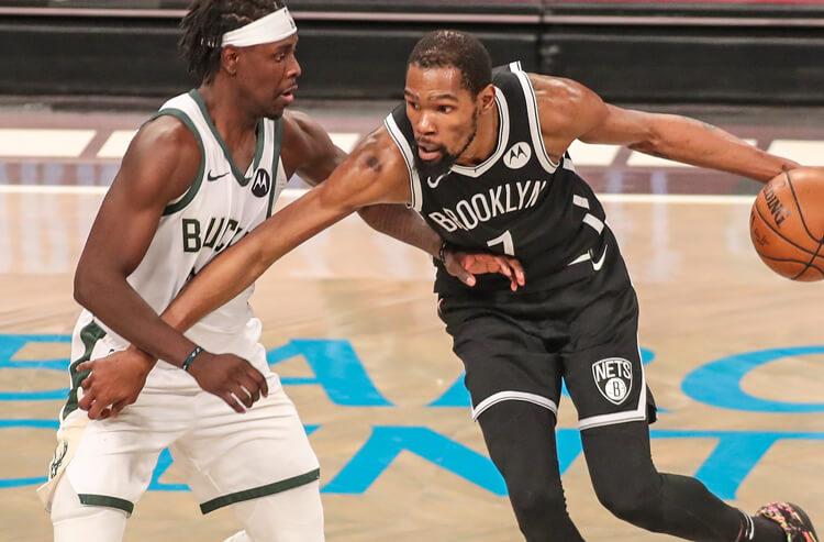 2021-22 NBA Win Totals: Nets Top the Preseason Wins Board