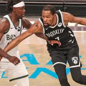 Kevin Durant Brooklyn Nets NBA win totals