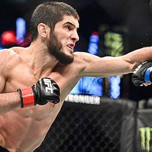 Islam Makhachev UFC Fight Night