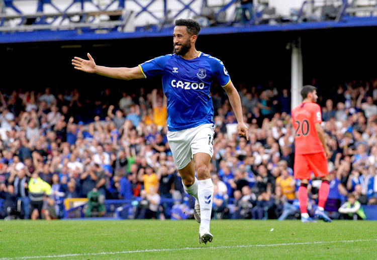 Andros Towsend Everton EPL