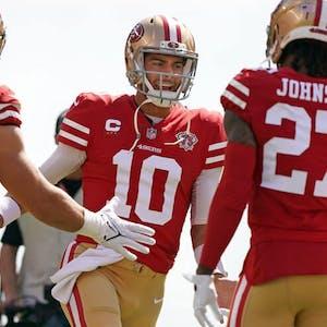 Jimmy Garoppolo San Francisco 49ers NFL