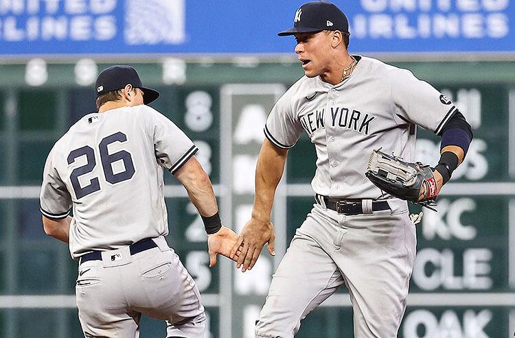 Aaron Judge New York Yankees MLB