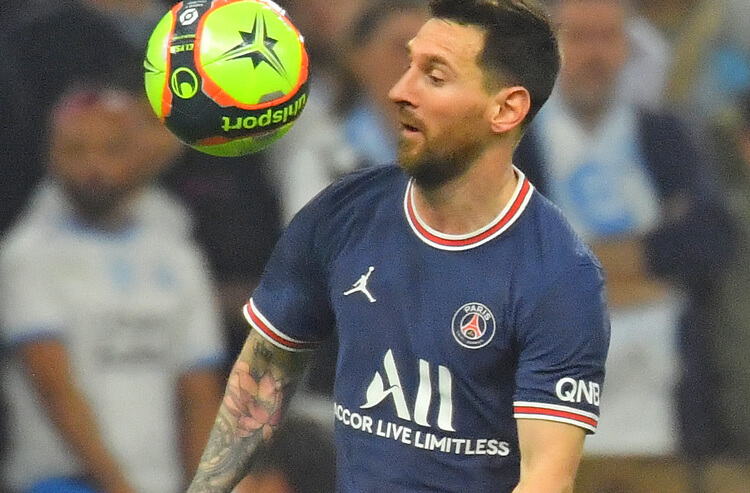 2021-22 French Ligue 1 Title Odds: PSG's Lead Now Out-of-Hand