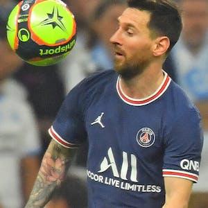 Lionel Messi Paris Saint-Germain Ligue 1