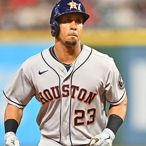 Michael Brantley Houston Astros MLB