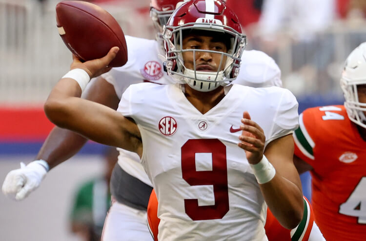 Alabama vs Florida Picks and Predictions: Getting the Right Bryce