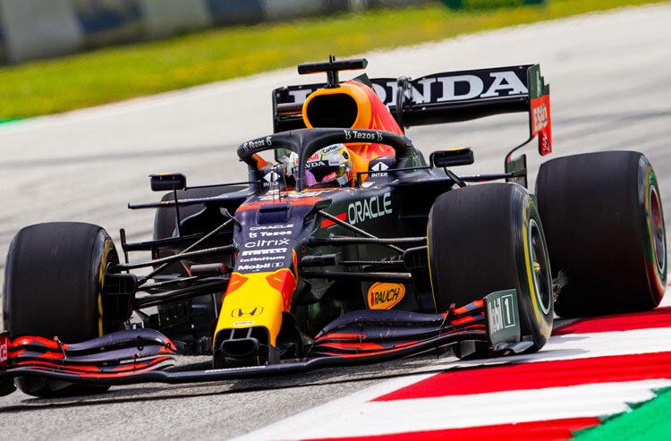 Max Verstappen Formula One Red Bull Racing