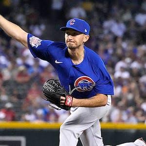 Zach Davies Chicago Cubs MLB