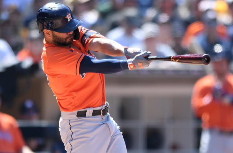 Today's MLB Prop Bets, Picks and Predictions: Astros Blast MadBum