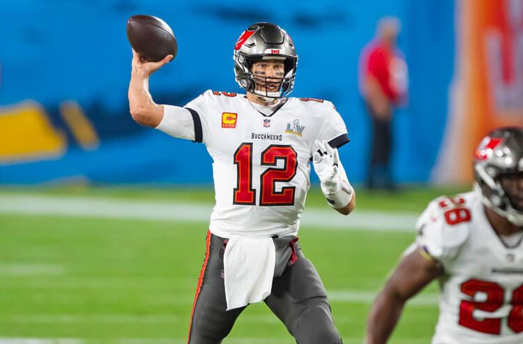 Tom Brady Tampa Bay Buccaneers NFL