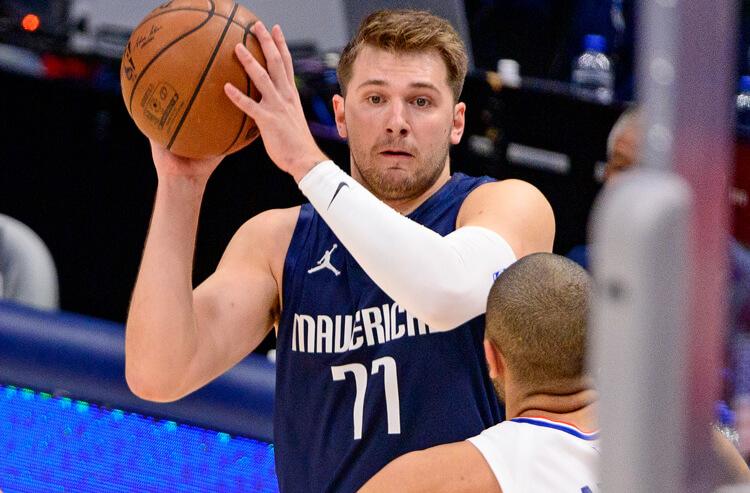 2022 NBA MVP Odds: Doncic Tops Preseason Odds