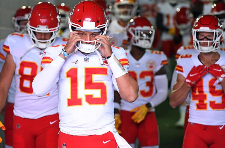 Super Bowl Odds: Mahomes, Chiefs Exit Top 5