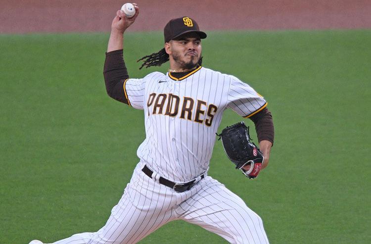 Dinelson Lamet San Diego Padres MLB