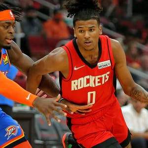 Jalen Green NBA Rookie of the Year Houston Rockets