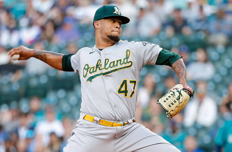 A's vs Angels Picks and Predictions: Frankie Says Relax
