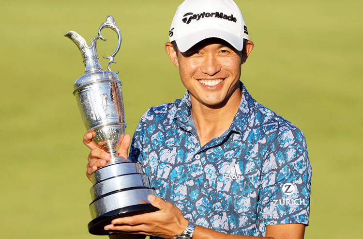 The Open Championship Odds: Morikawa Finishes It Off