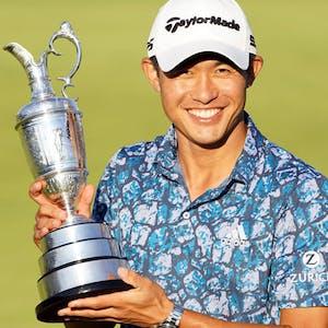 PGA Tour Collin Morikawa British Open
