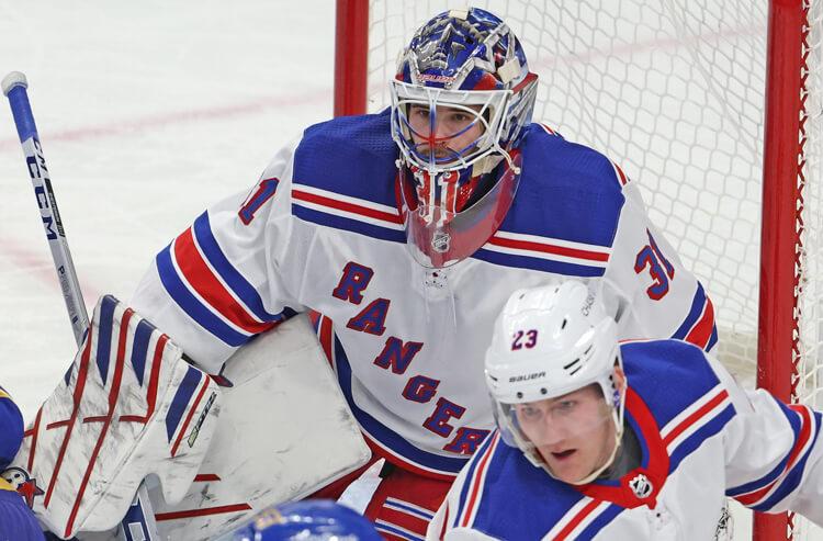Igor Shesterkin NHL New York Rangers