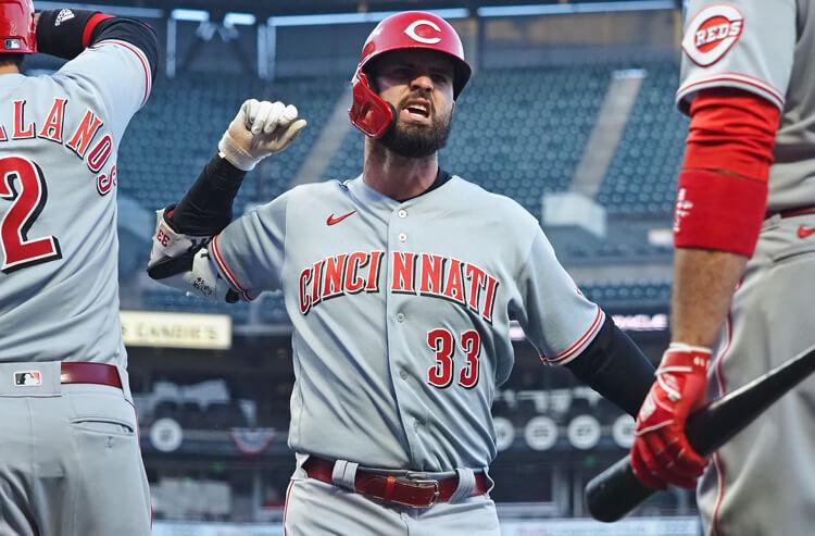 Jesse Winker MLB Cincinnati Reds