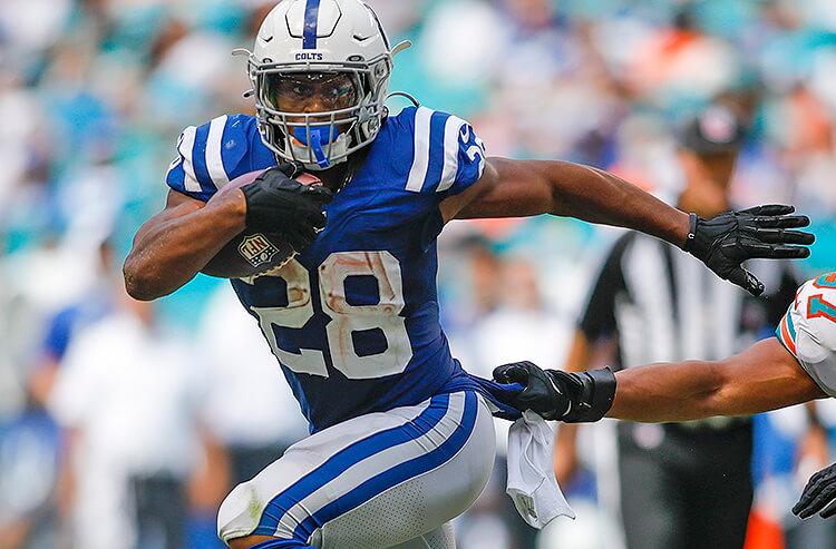 Jonathan Taylor Indianapolis Colts NFL
