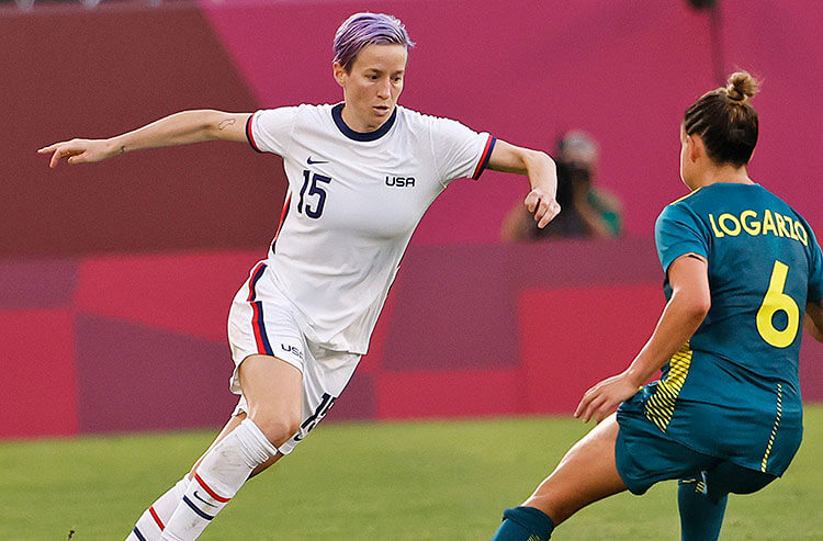 USA vs. Canada Olympic Soccer Tips and Predictions: USWNT Are Favorites for a Reason