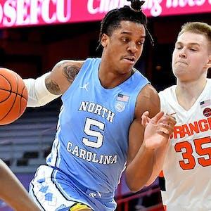 Armando Bacot North Carolina Tar Heels NCAAB