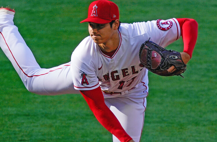 Shohei Ohtani MLB Los Angeles Angels