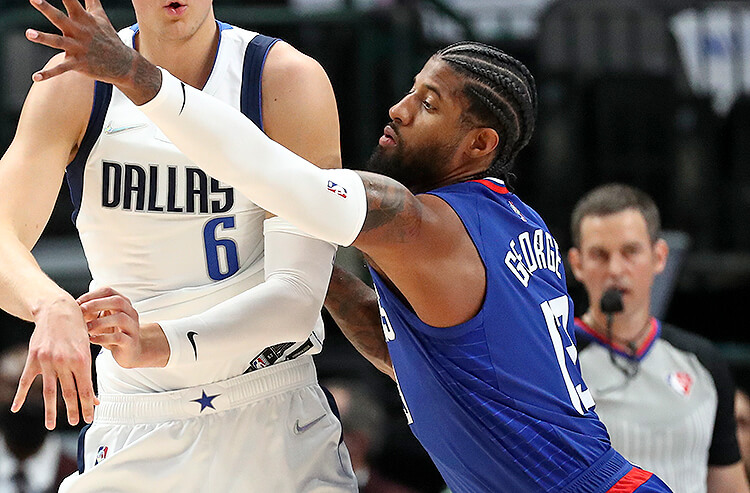 Today's NBA Player Prop Picks: Don't Bank On PG-13 Suddenly Grabbing Boards