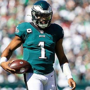 Jalen Hurts Philadelphia Eagles NFL