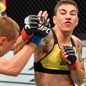 Jessica Andrade UFC 266