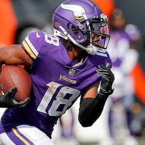 Justin Jefferson Minnesota Vikings NFL