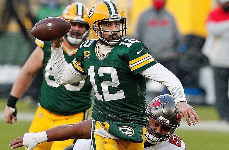 Super Bowl Odds: Rodgers Returns, Pack Odds Back On the Board