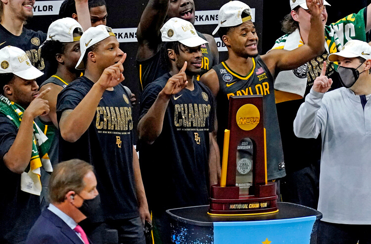 How To Bet - March Madness Odds: Baylor wins title, Gonzaga opens 2021-22 favorite