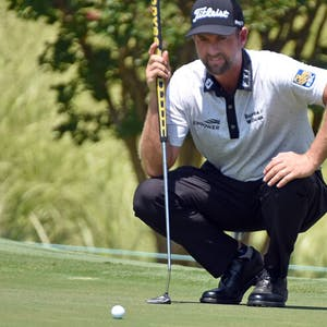 Webb Simpson PGA Wyndham Championship