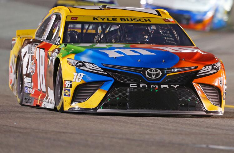 Kyle Busch NASCAR Bass Pro Shops Night Race