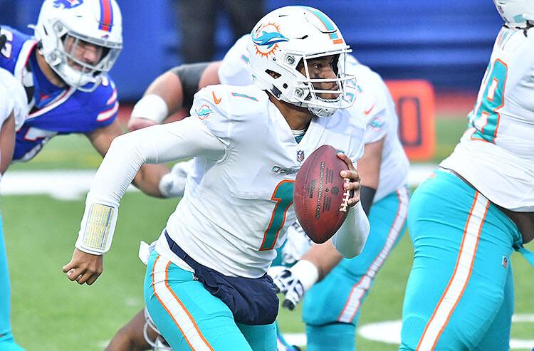 Tua Tagovailoa Miami Dolphins NFL